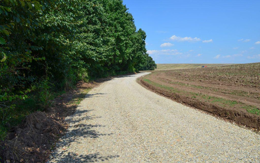 Drum acces Balta Cămineasca