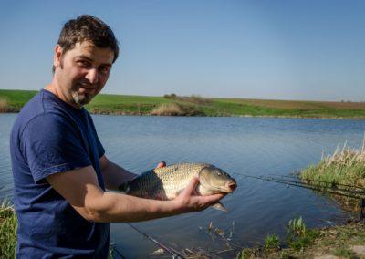 Pescuit de primavara la ciortan
