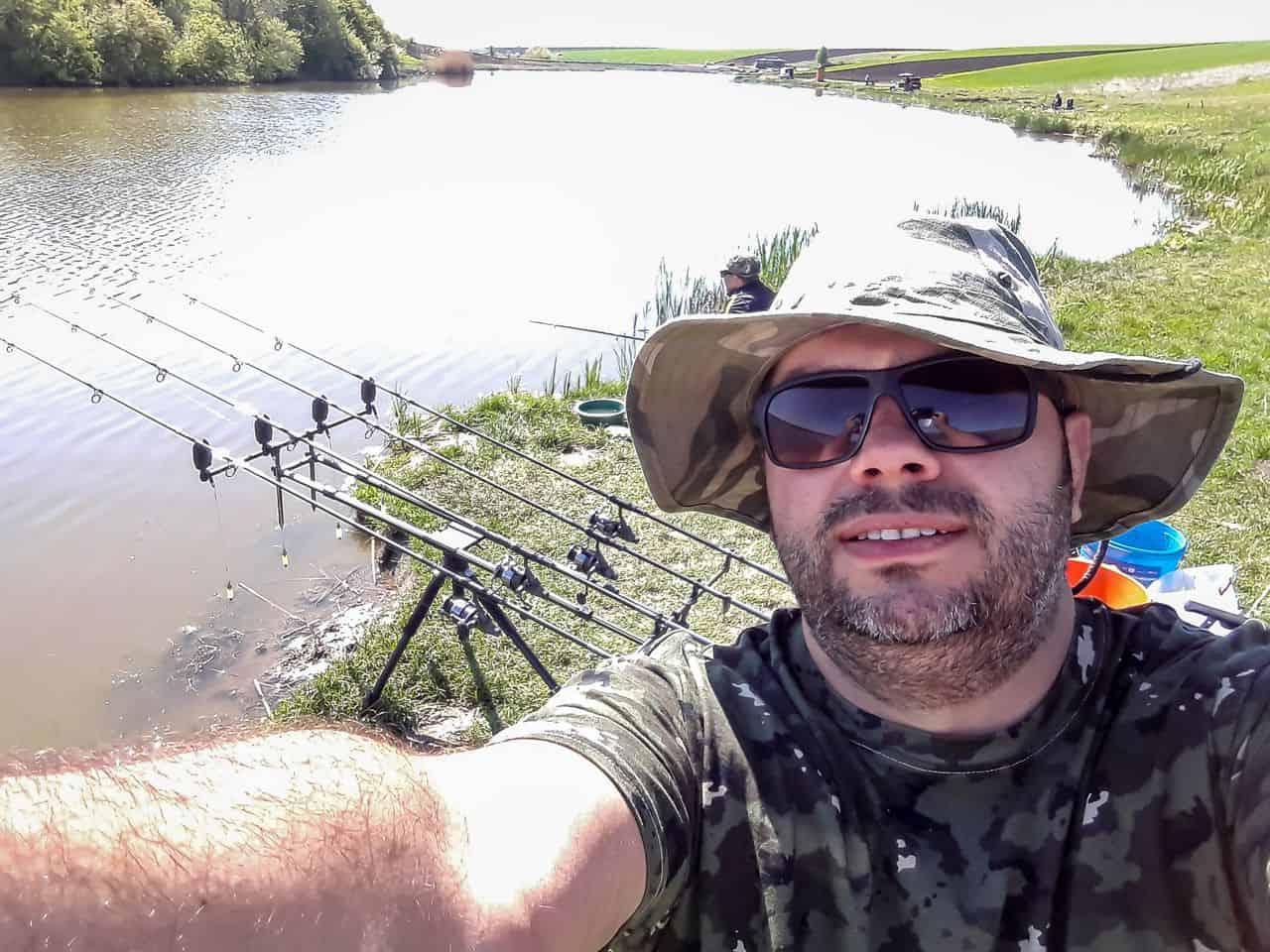 pescuit plantat pe camineasca