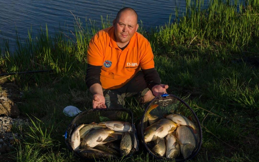 Pescuit la crap pe Cămineasca