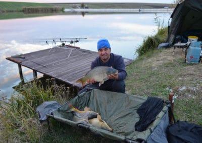 Concursuri pescuit 2017 pe Bila 2