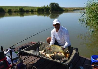 Concursuri pescuit Iazul Bila2