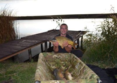 Concursuri pescuit la crap Iazul Bila2