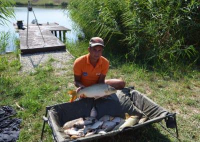 Concursuri pescuit pe balti langa Bucuresti - Iazul Bila 2