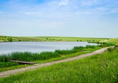 Balti langa Bucuresti pentru pescuit sportiv