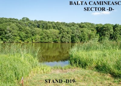 Balta Camineasca Stand Pescuit D19