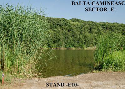 Balta Camineasca Stand Pescuit E10