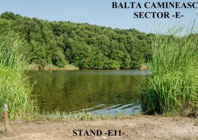Balta Camineasca Stand Pescuit E11