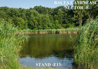Balta Camineasca Stand Pescuit E13