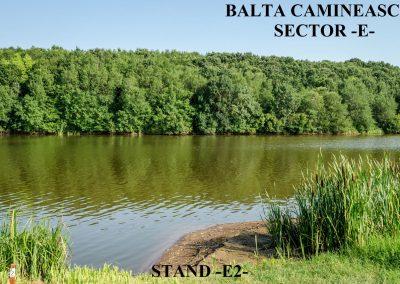 Balta Camineasca Stand Pescuit E2