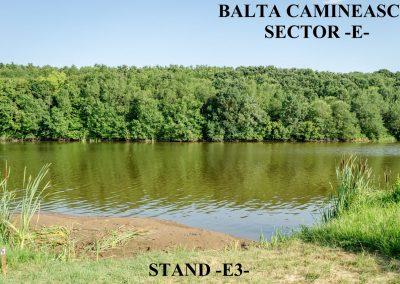Balta Camineasca Stand Pescuit E3