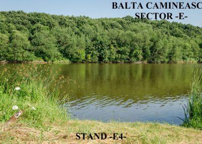 Balta Camineasca Stand Pescuit E4