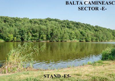 Balta Camineasca Stand Pescuit E5