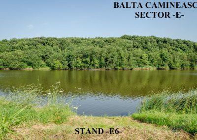 Balta Camineasca Stand Pescuit E6