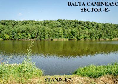 Balta Camineasca Stand Pescuit E7