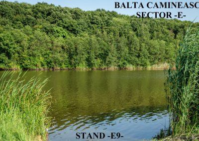 Balta Camineasca Stand Pescuit E9