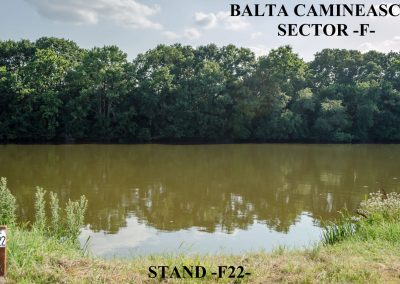 Balta Camineasca Stand Pescuit F22