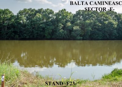 Balta Camineasca Stand Pescuit F23