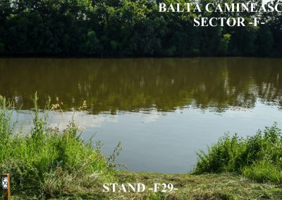Balta Camineasca Stand Pescuit F29