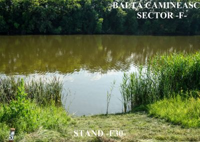 Balta Camineasca Stand Pescuit F30
