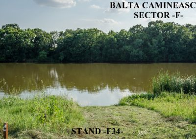 Balta Camineasca Stand Pescuit F34